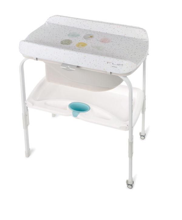bañera bebé flip