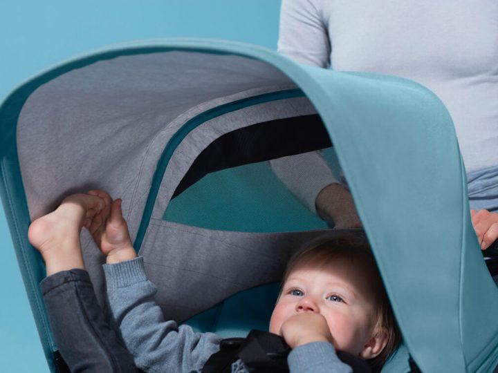 Descubre la nueva colección de carritos de bebé Bugaboo Track