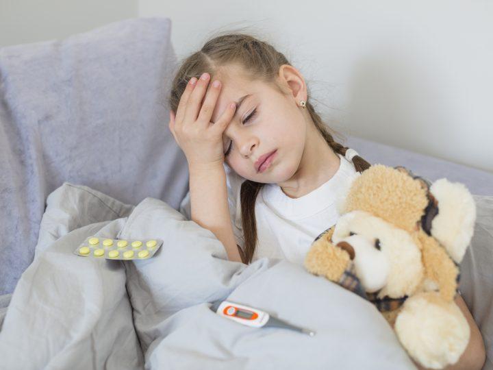 Resfriados en niños, cómo evitarlos
